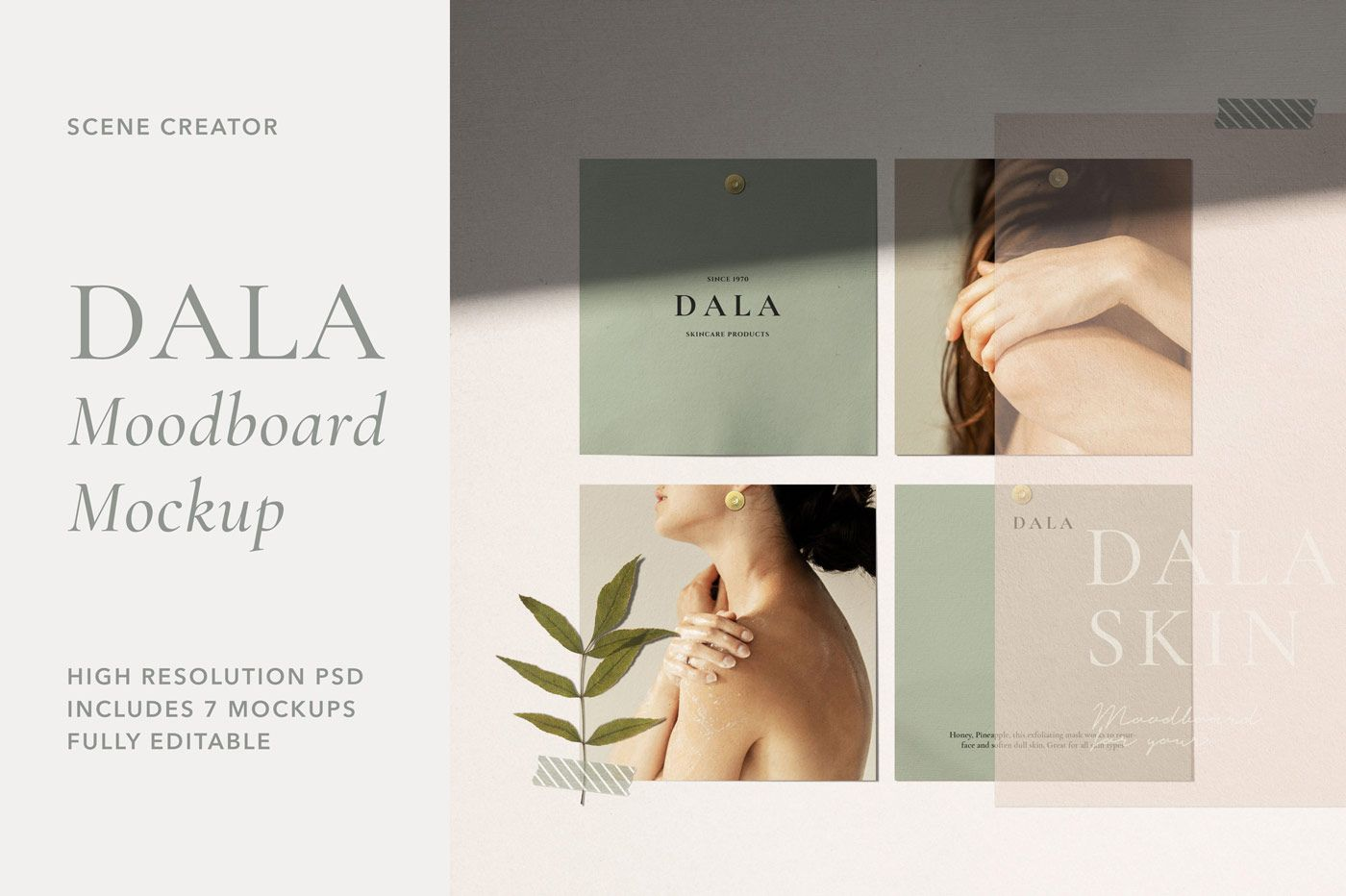 Dala - Moodboard Scene Creator | Sparrow and Snow